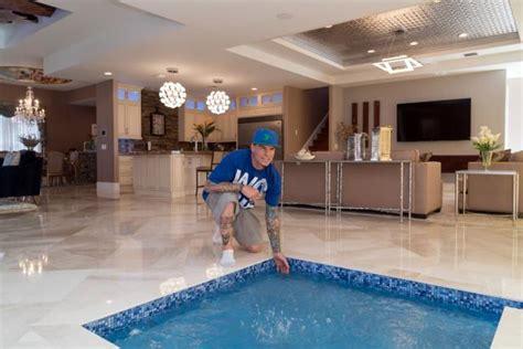 vanilla ice project green mansion miracle pt  great room master bedroom  vanilla