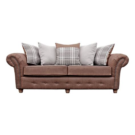 tan fabric sofa grange tan sofa collection in distressed leather like fabric