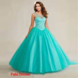 aqua colored dresses 2016 sweet year cheap aqua quinceanera dresses gown