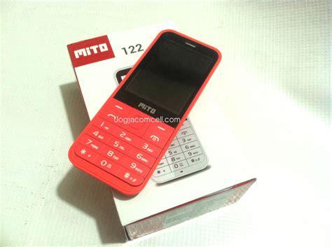 Mito 122 Dual Sim by Mito 122 Dual Sim Kamera Mirip Nokia 220 Jogjacomcell