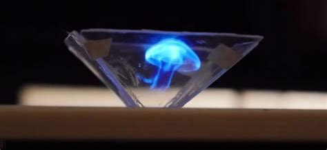 3ders org how to turn your smartphone into a 3d hologram