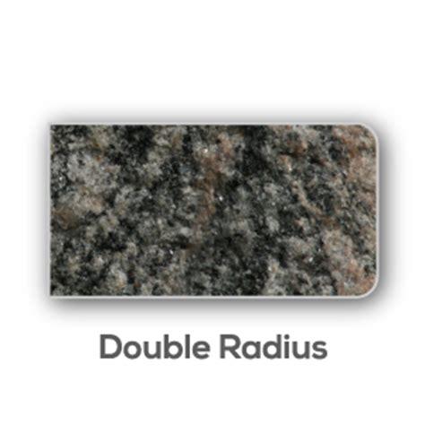 Radius Countertop Edge by Countertop Edges Selection Custom Granite Solutions