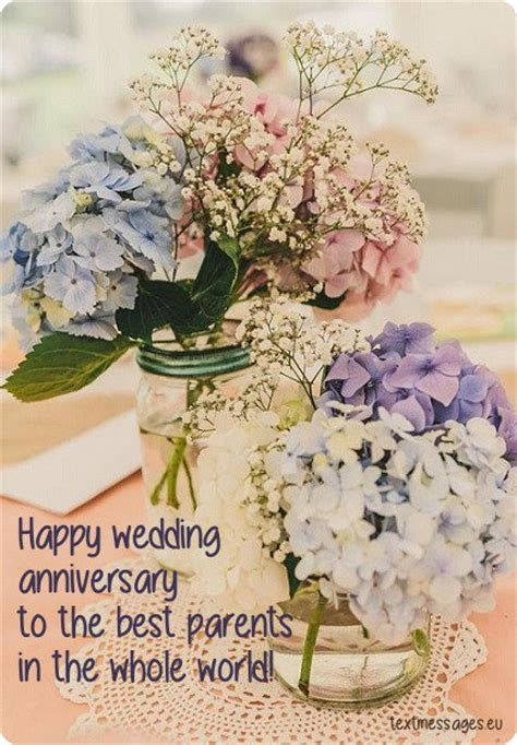 Wedding Anniversary Wishes Parents by Top 70 Happy Wedding Anniversary Wishes For Parents