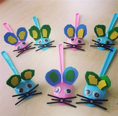 mouse craft 242 best okul 246 ncesi sanat etkinlikleri images on