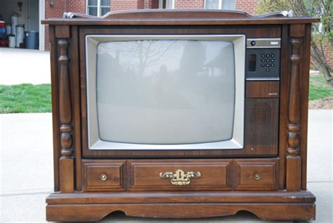 console tv what became of console televisions atomic toasters