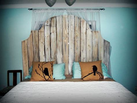 Fence Headboard Ideas picket fence headboard country chic
