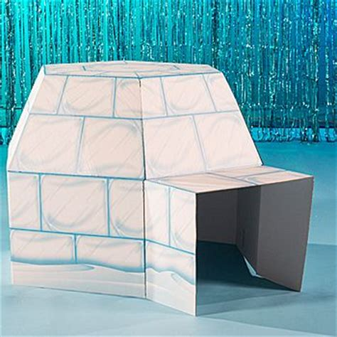 How To Make Paper Igloo - 1000 ideas about igloo craft on activities