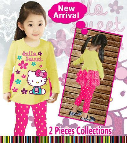 Baju Muslim Anak Perempuan Pineapple Kaos Pita Pony Pink Tosca baju anak branded murah dan berkualitas january 2015