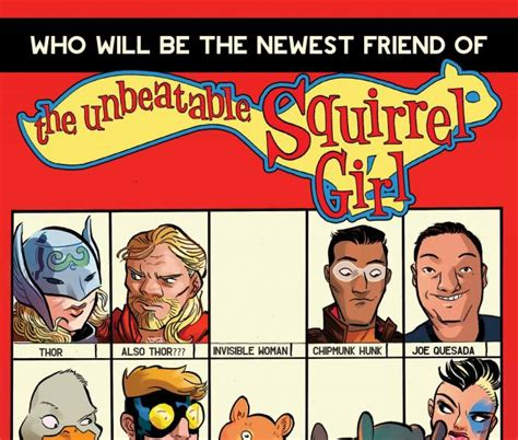 the unbeatable squirrel squirrel meets world marvel middle grade novel books the unbeatable squirrel 2015 6 comics marvel