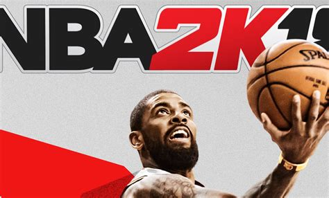 How To Play 2 Players Om Mba 2k18 Nintendoswitch by Kyrie Irving Announced As Nba 2k18 Cover Athlete