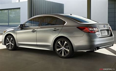 all new subaru legacy all new subaru legacy design revealed in chicago