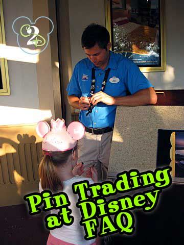 disney world training: pin training frequently asked questions