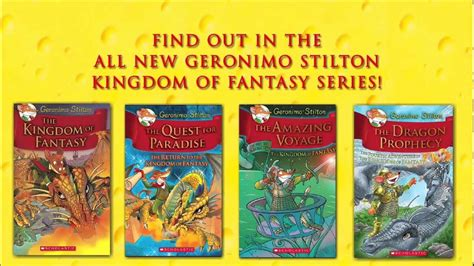 kingdom of books geronimo stilton books reviews in books chickadvisor