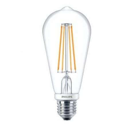 Lu Led Philips 70 Watt philips 57569700 7 watt st64 vintage dimmable led l 2700k