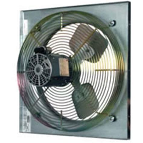 commercial sidewall exhaust fan hvacquick s p ged direct drive sidewall exhausters
