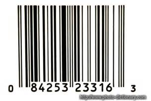 Bar Definition Bar Code Photo Picture Definition At Photo Dictionary