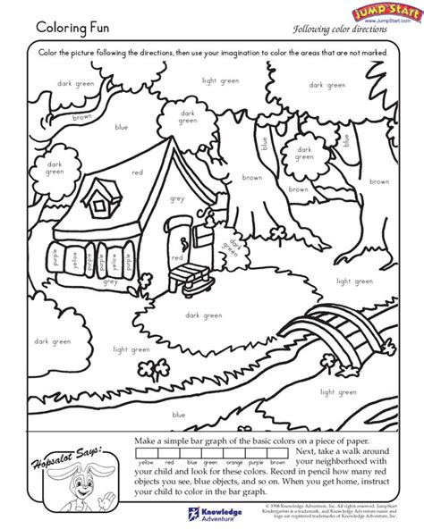 educational coloring pages for first graders quot coloring fun quot kindergarten coloring worksheets for