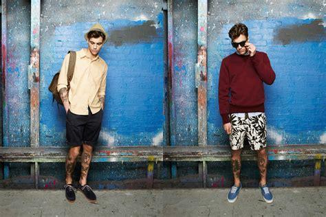 urban outfitters mens springsummer  lookbook