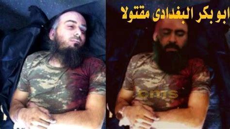bahaya mimpi al baghdadi pastikan kematian pemimpin mereka abu bakr al