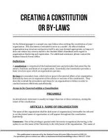 church constitution template creating a constitution or by laws
