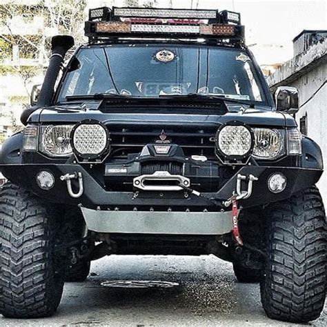 17 best images about pajero on pinterest | trucks, 4x4 and