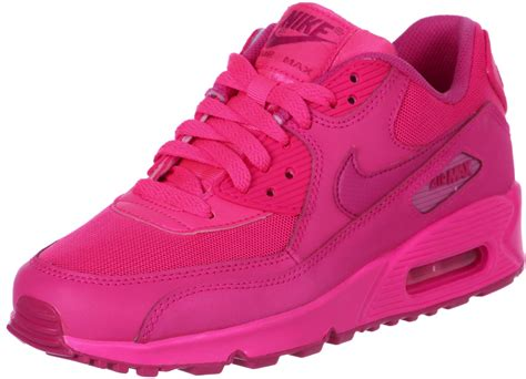 nike air max 90 youth gs schuhe pink