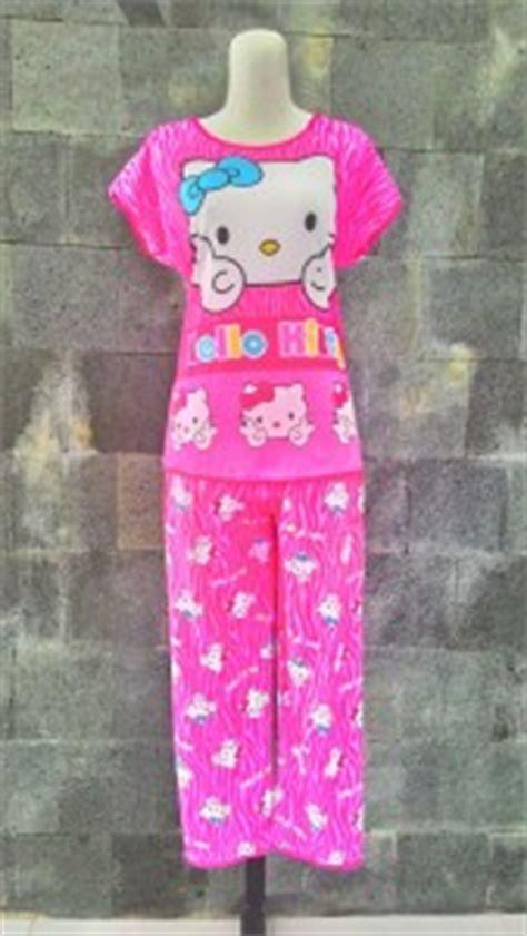 Baby Doll Piyama Baju Tidur Celana Panjang 6733 Cp grosir baju tidur katun korea murah rp 24000