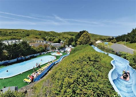 holywell bay holiday park holiday parks  holywell bay newquay padstow area cornwall
