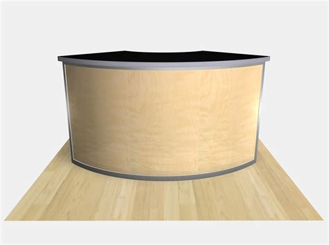 small kitchen counter ls curved counter design