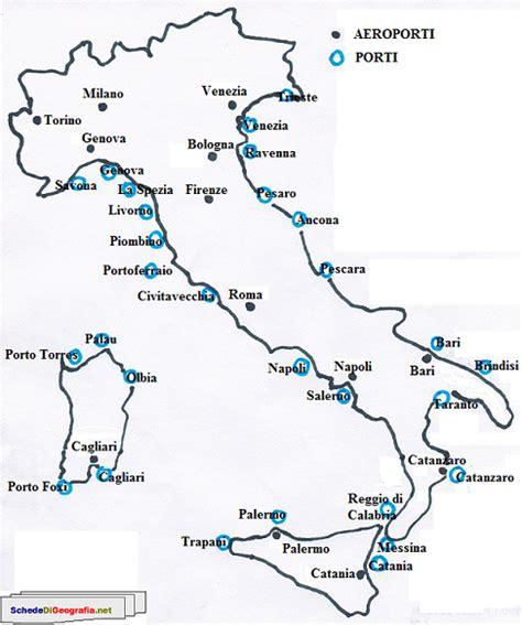 principali porti italiani principali porti e aeroporti in italia
