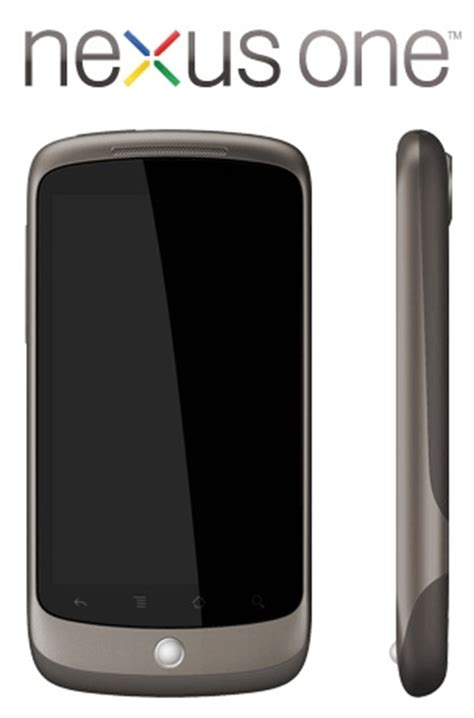 Hp Android Nexus One legendary nexus one gets android 4 4 and joins its younger brothers