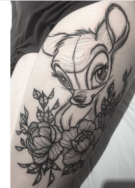 10 disney tattoos that will make you believe in magic