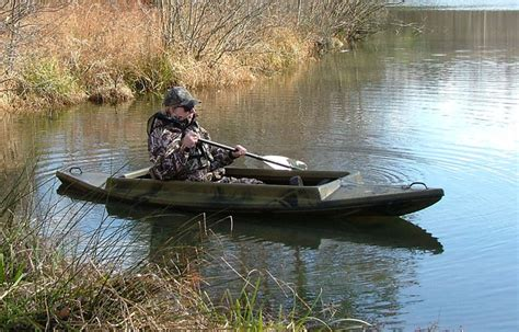 skiff duck hunting boat boat plans kits