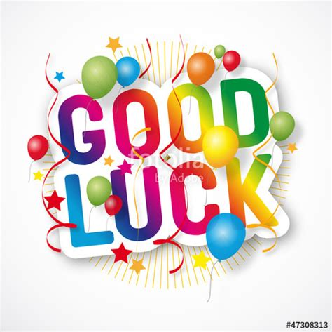 good luck stock image  royalty  vector files