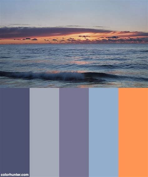 manly colors sunrise at manly color scheme coloursss pinterest