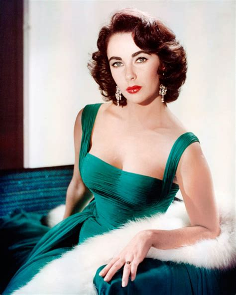 liz taylor my grandmother the style icon elizabeth taylor glamour