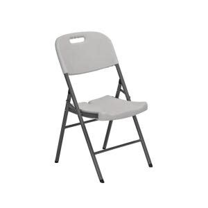 Home Depot Chairs Plastic by Sandusky White Folding Chair Set Of 4 Fpc182035 The