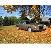 Mercedes Benz W114 Coupe Tuning  BENZTUNING