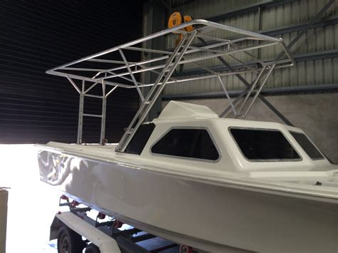 boat canopy custom boat canopy repairs custom frame bending and building is