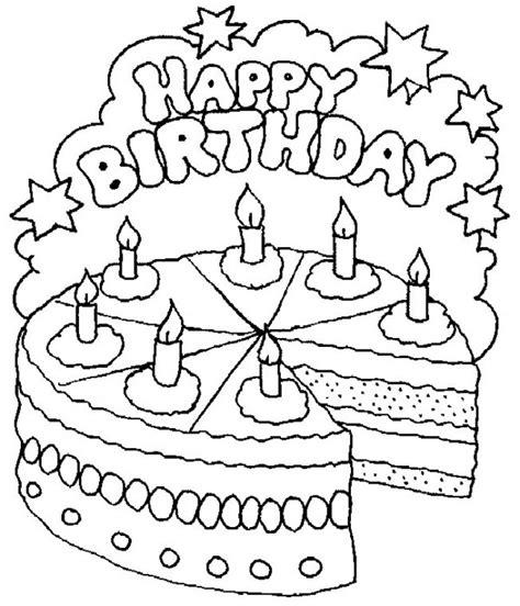 birthday coloring pages for uncles fel 237 z cumplea 241 os dibujos para descargar imprimir y