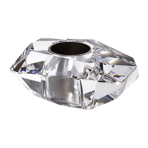 kristall kerzenhalter atelier swarovski kerzenhalter kristall kaufen amara