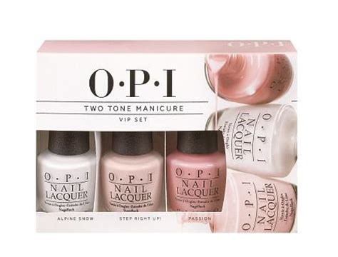 opi gift sets for holiday 2014 paperblog