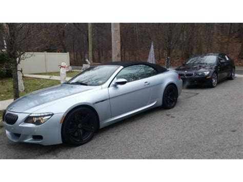 2008 Bmw M6 For Sale by 2008 Bmw M6 Convertible For Sale 36000 Staten Island
