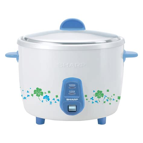 Sharp Apple Rice Cooker Ks8pmywh sharp rice cooker ksh 740 fl at esquire electronics ltd