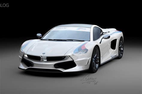 bmw supercar concept bmw m1 design concept renderings