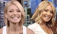kelly ripa debuts new haircut tips to maintain this daphne oz haircut google search hair pinterest dr