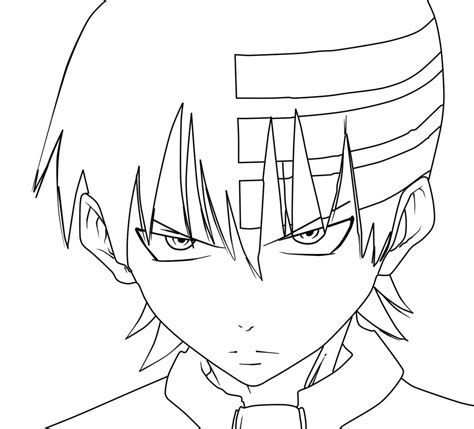 Soul Eater 79 04 By Uchiha Itasuke On Deviantart Soul Eater Coloring Pages
