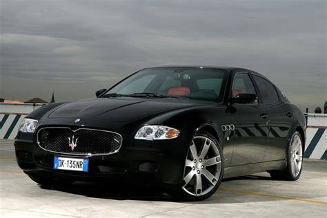 Maserati Price Used by Maserati Quattroporte Saloon From 2004 Used Prices Parkers