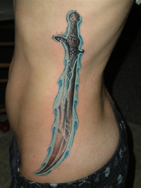 samurai sword tattoo 20 samurai sword tattoos and ideas