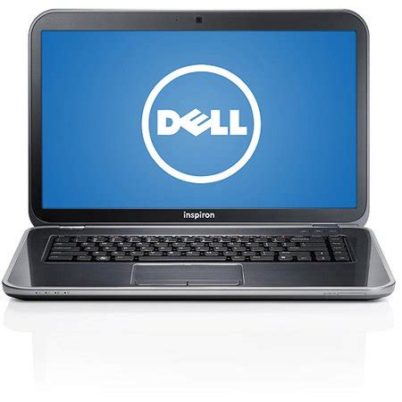 """dell moon silver 15.6"""" inspiron 15r laptop pc with intel"""